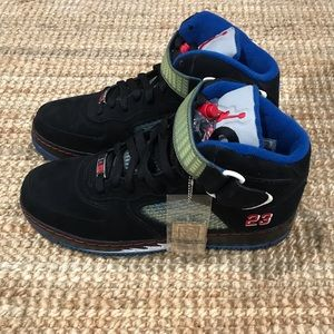 Air Jordan 5 & Air Force 1 collaboration